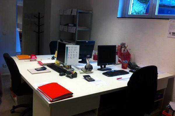 Gescofisc - bureau - Liège